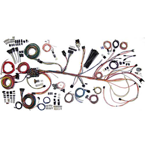Classic Update Wiring Harness 1964-1967 Chevelle, A body