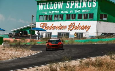 05-2020 Team Speedtech at Willow Springs USCA